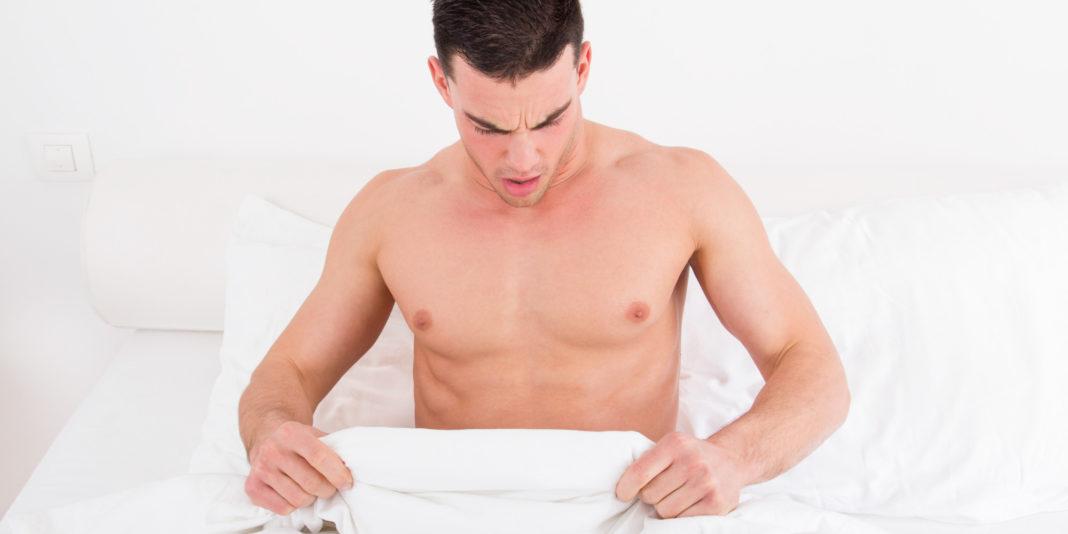 У мужчины плохая эрекция почему