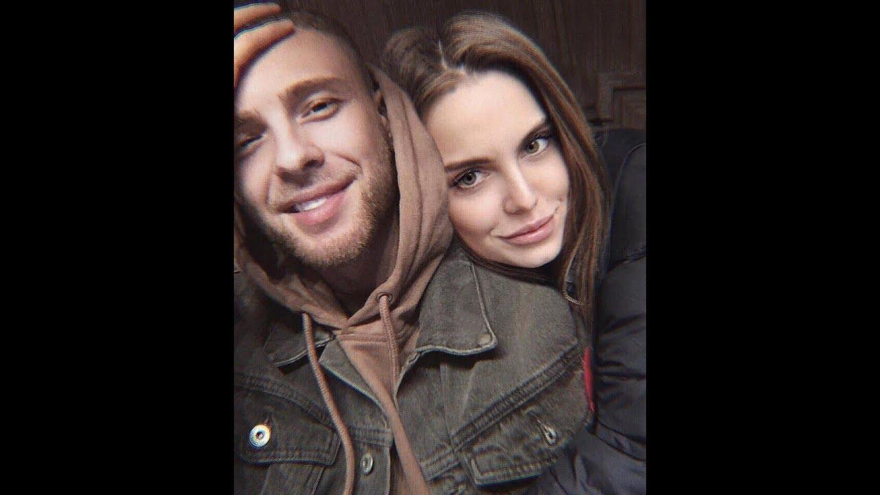Егор Крид и Дарья Клюкина после проекта