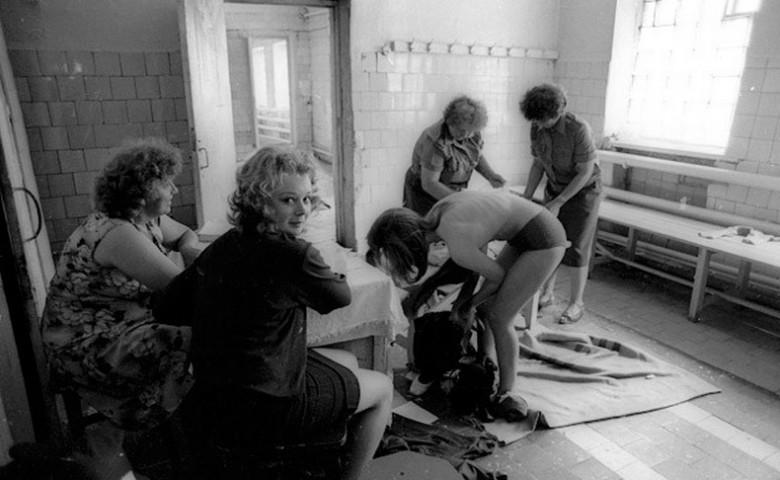 показала большую реальная съемка женская тюрьма россия были