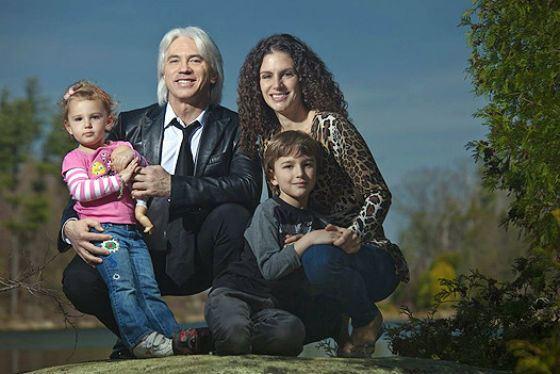 Дмитрий Хворостовский - биография, личная жизнь, семья, жена, дети