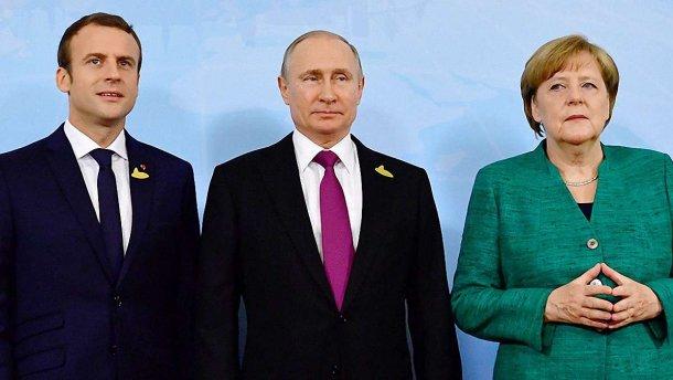 Почему срывается встреча Путина и Зеленского?
