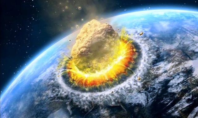 Астероиды изменившие историю Земли