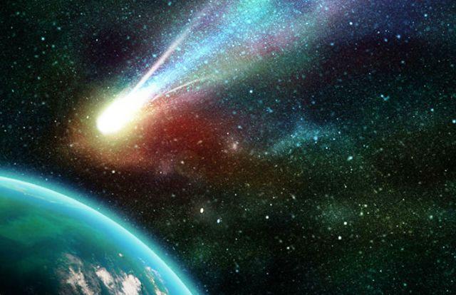 комета C/2020 A2