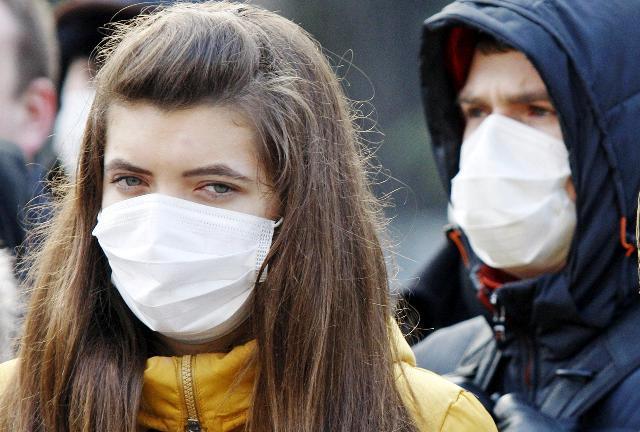 медицинская маска защита от вируса
