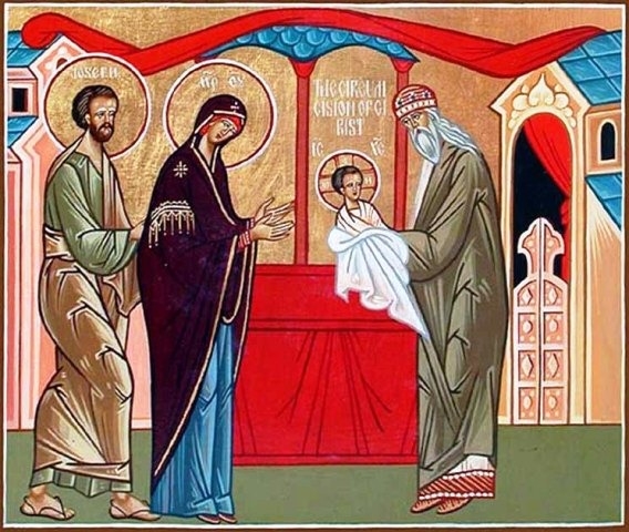 праздник Обрезание Господне