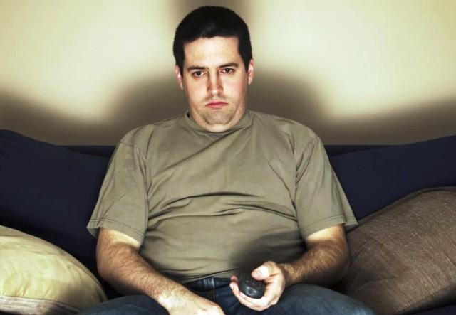 усталость от телевизора