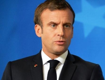 президент Франция