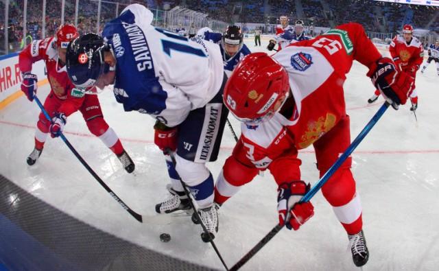 хоккейный финал