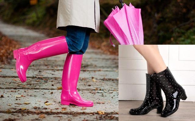 обувь для дождя