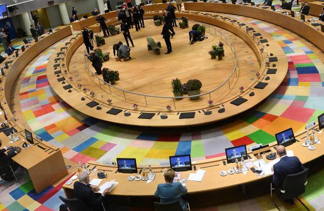заседание ЕС