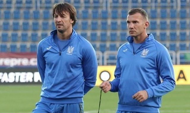 вратарь и тренер