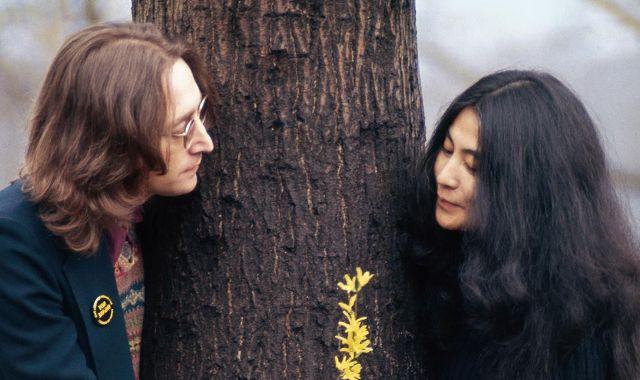 Леннон и Йоко