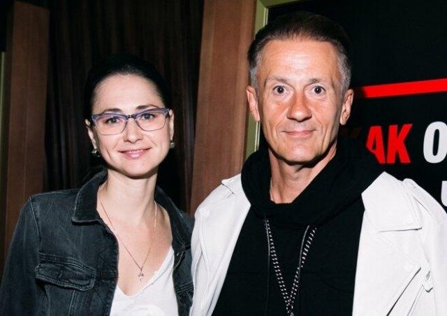 Олег и жена