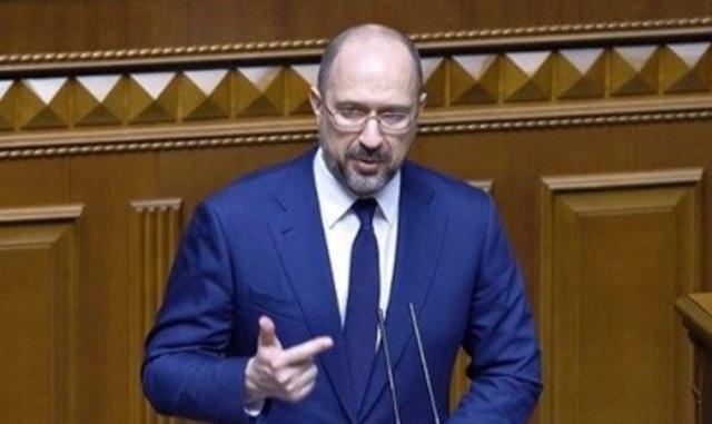 украинский премьер