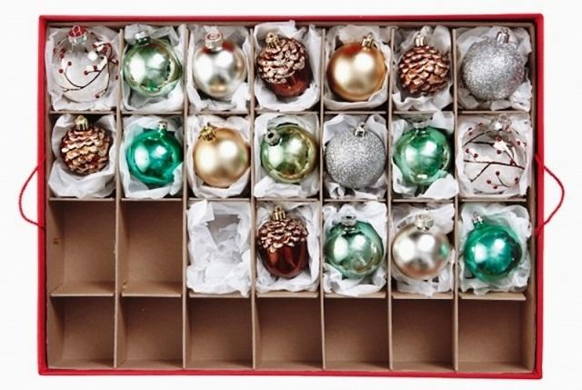 коробка для шаров