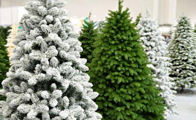 искуссвтенные елки