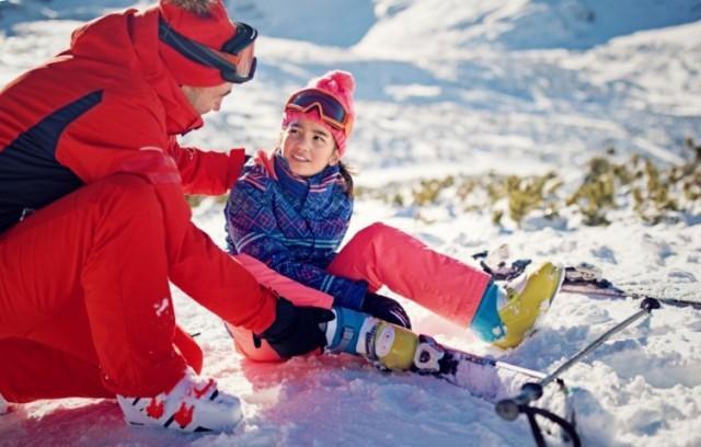 тренировки на лыжах