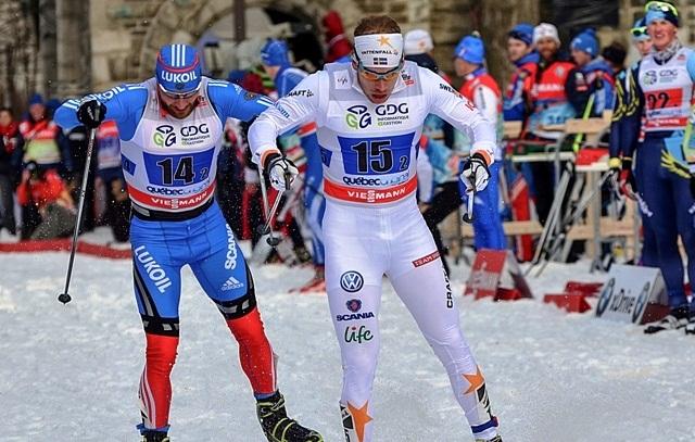 соревнования по лыжам