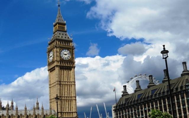 столица Британии