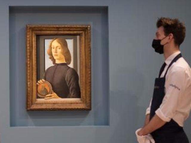 картина Боттичелли
