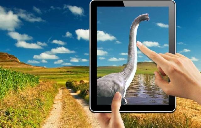 виртуальный туризм