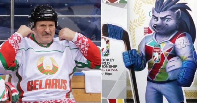 хоккей в Минске