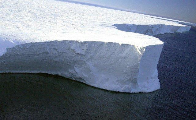 вода Антарктиды