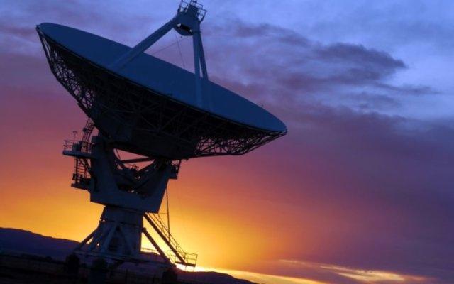космическая антенна