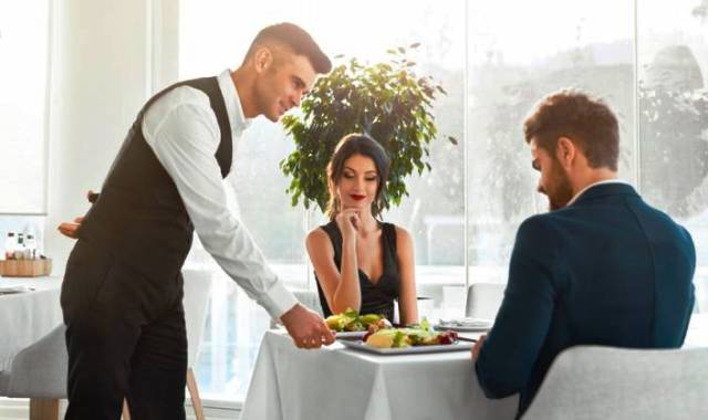 столик заказан