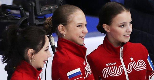 фигуристки России