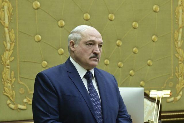 белорусский президент