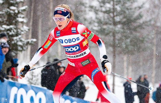 норвежская лыжница