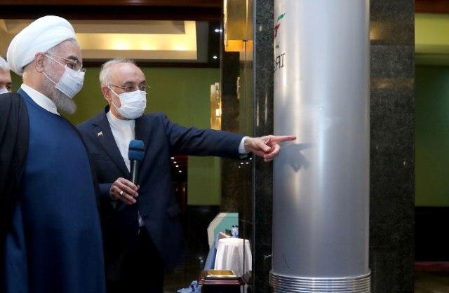 на ядерном заводе