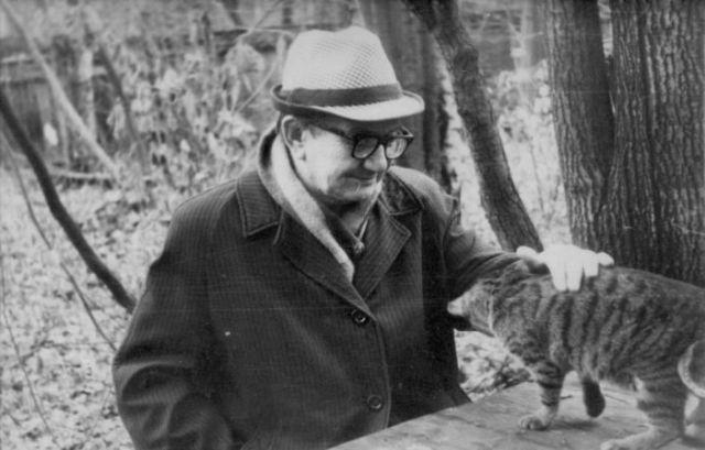 Константин Сергеевич Есенин