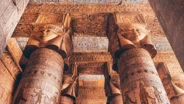 страна фараонов