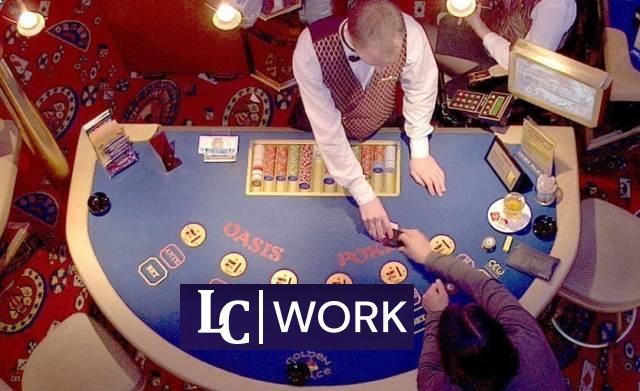 вакансии в казино