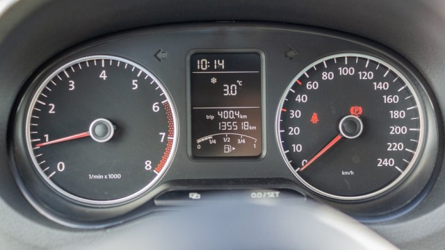спидометр Volkswagen