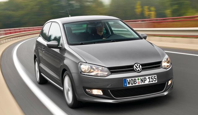 подержанный Volkswagen Polo V