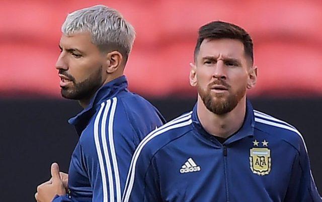 аргентинские нападающие