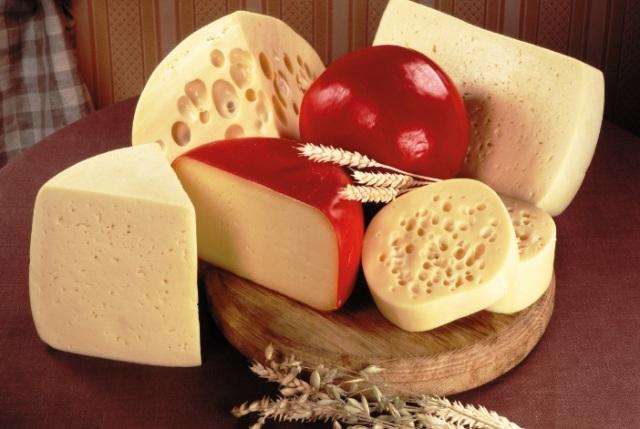 лучшие сорта швейцарского сыра