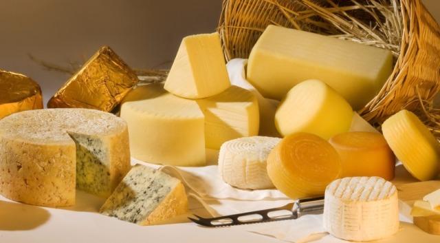 современный швейцарский сыр