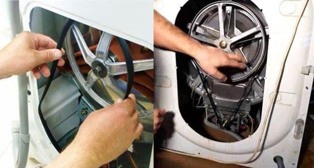 самостоятельный ремонт стиралки