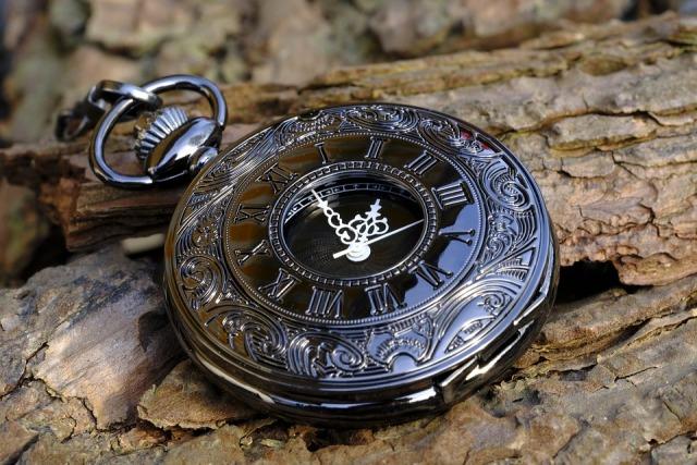 часы карманные на заказ