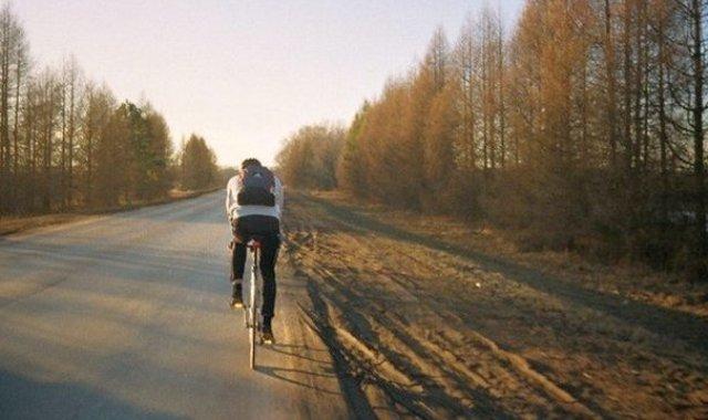 велосипедное путешествие
