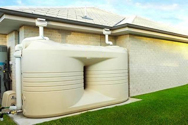 емкость для дождевой вода