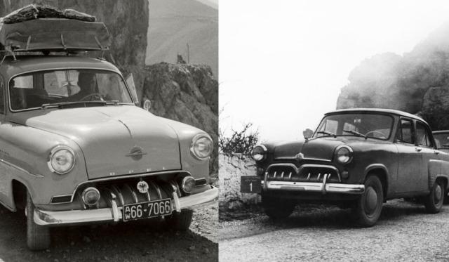 советские авто