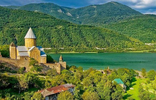 грузинский храм