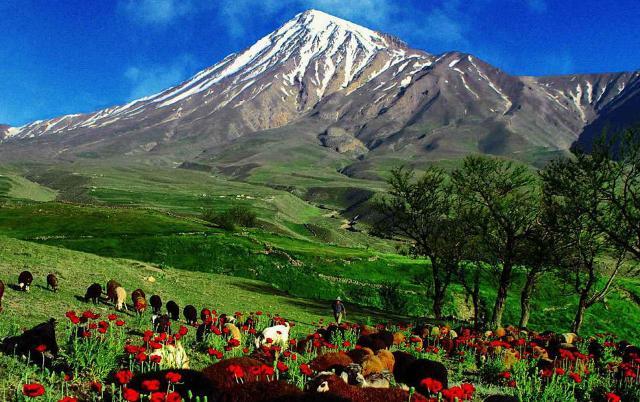 гора Большого Кавказа