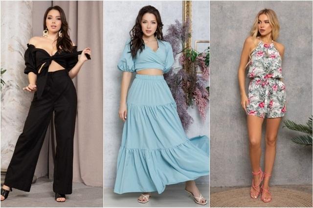 сочетания стилей в женской одежде