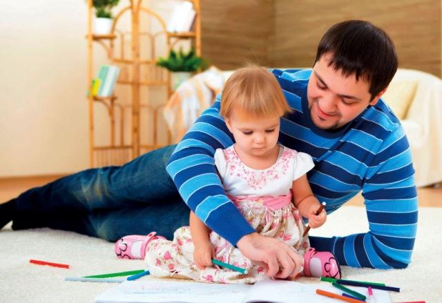 игры с дочкой